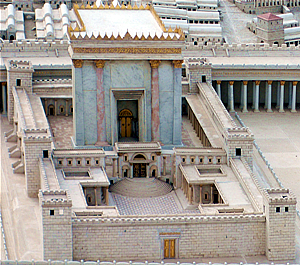 The Temple (model).