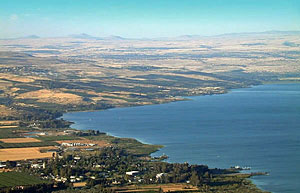Sea of Galilee (Northern shore)